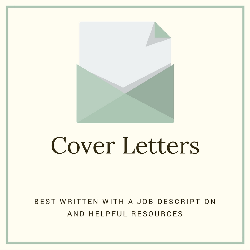 Resource Purdue OWL Cover Letter Guide \u2013 Career Services - cover letter guide