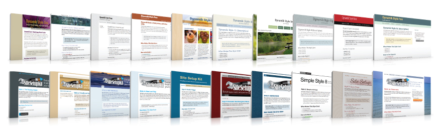 Site Setup Kit \u2013 Set up and manage your site, your way - set up web site