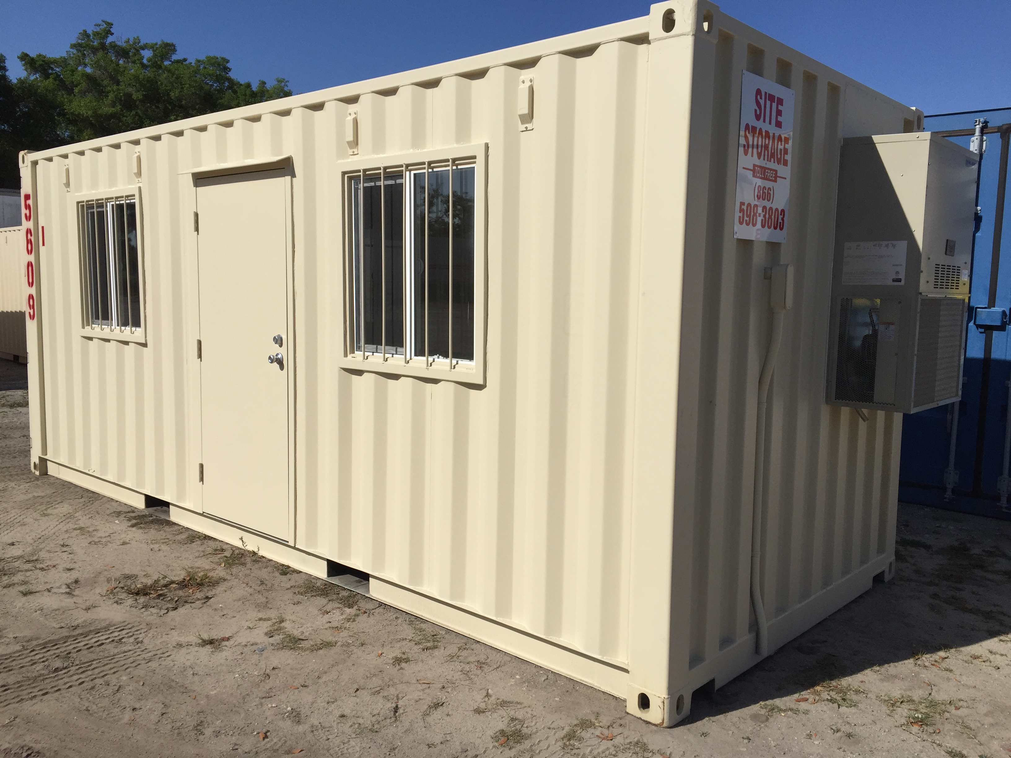 Site Storage Storage Containers For Rent In Orlando