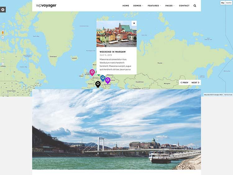 18+ Best WordPress Travel Blog Themes for 2018 - Siteturner - wordpress travel themes