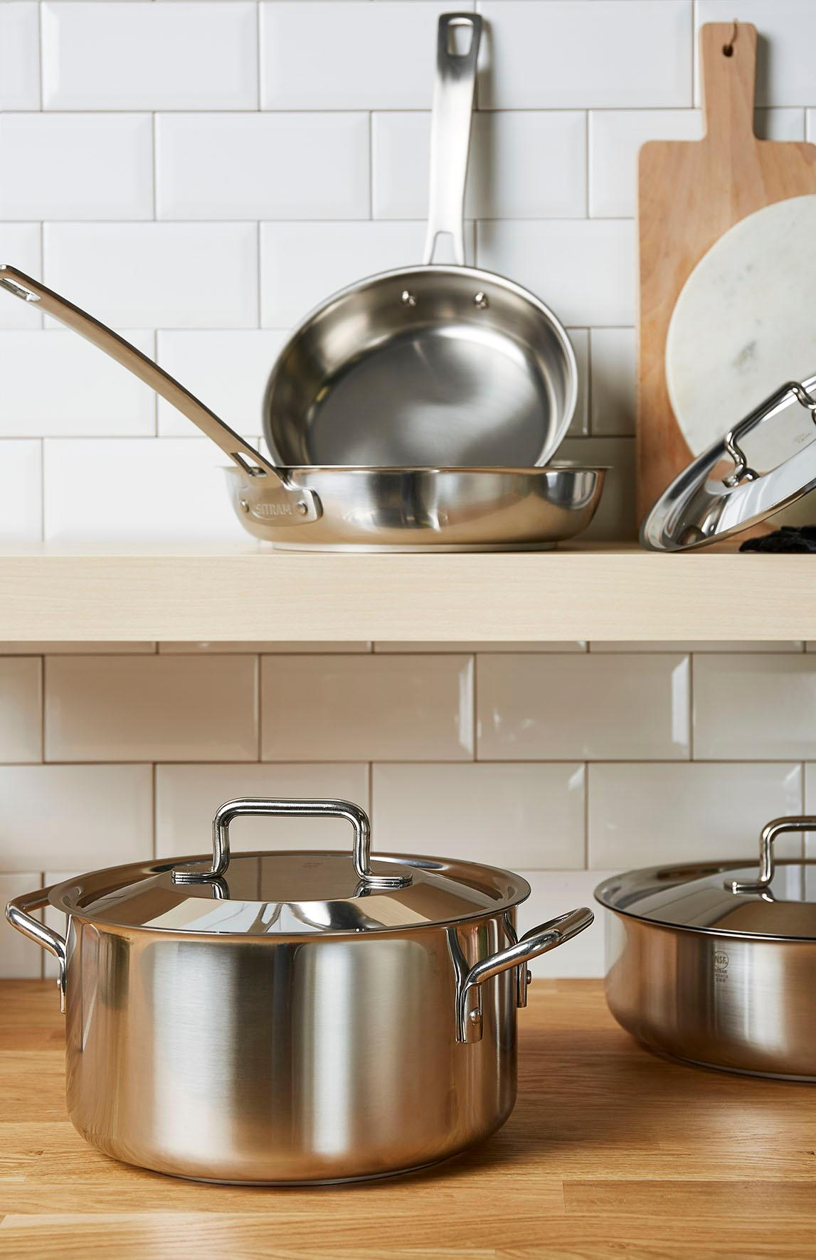 Big W Stock Pot Commerical Cookware Made In France