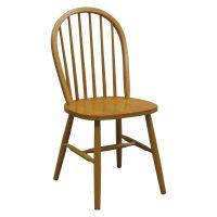 Windsor Chair - Light Oak - At Home