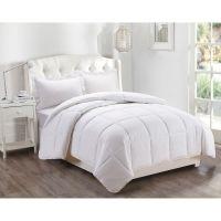 White Down Alternative Comforter Full/Queen - At Home