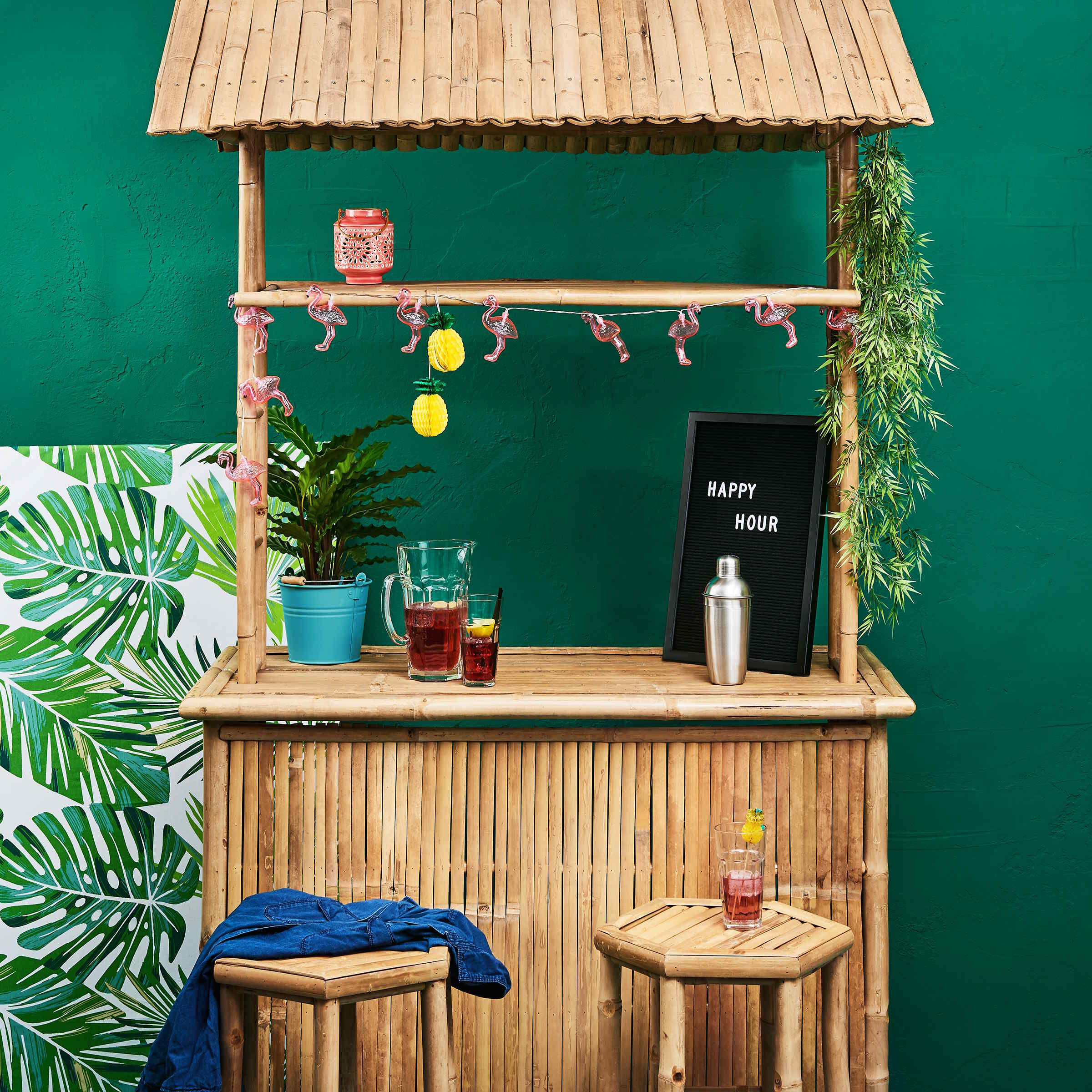 Bar Mit Hocker Sundowner Bar Mit 2 Hockern Butlers