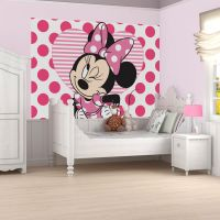 Minnie Mouse Framed Wall Art | www.imgkid.com - The Image ...
