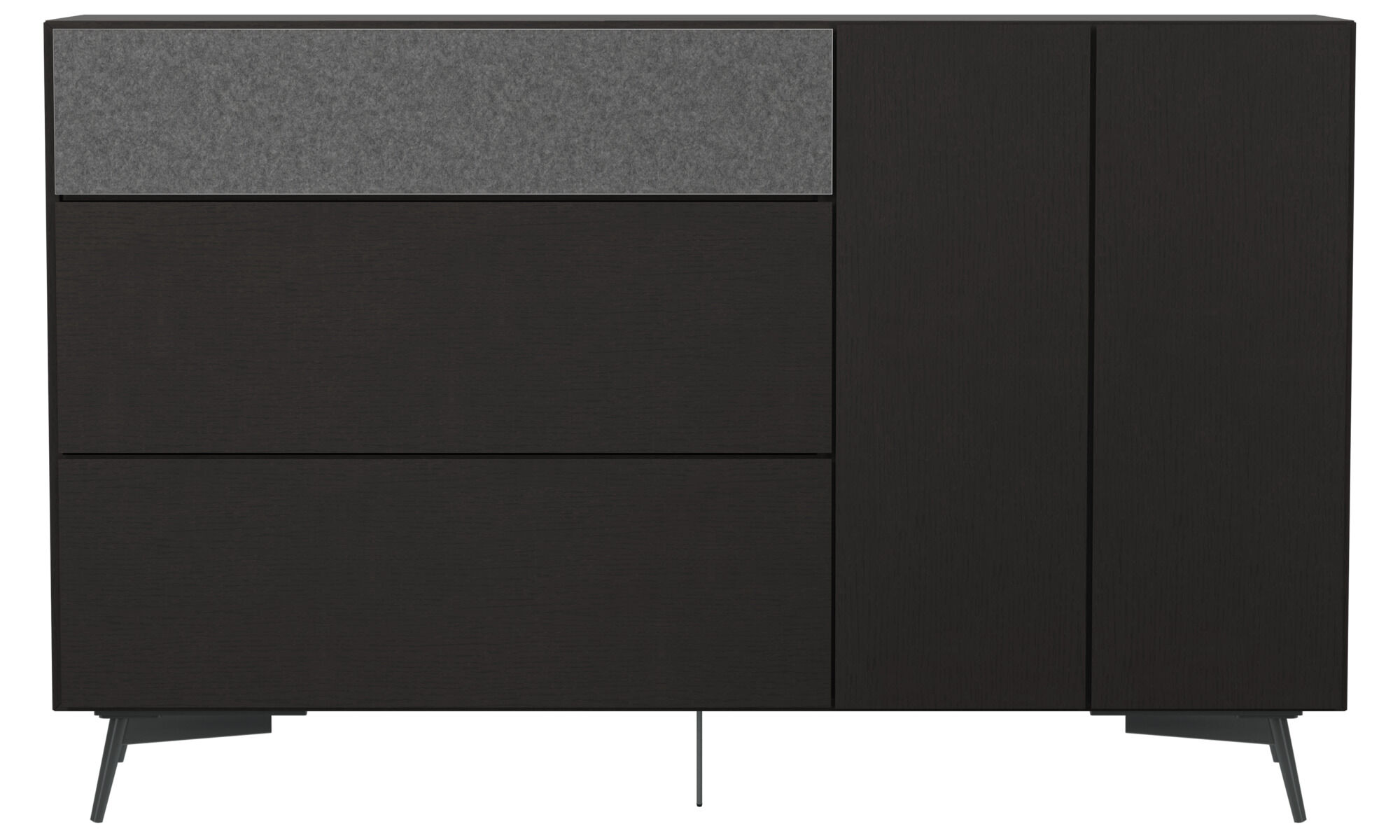 Sideboard 250 Cm Modern Sideboards Contemporary Design From Boconcept