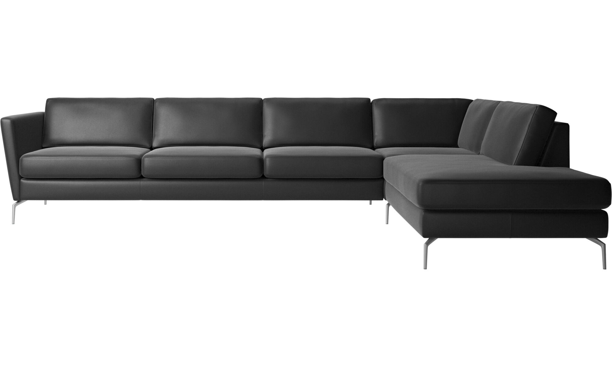 Ecksofa Design Modern Sofas With Open End Quality From Boconcept