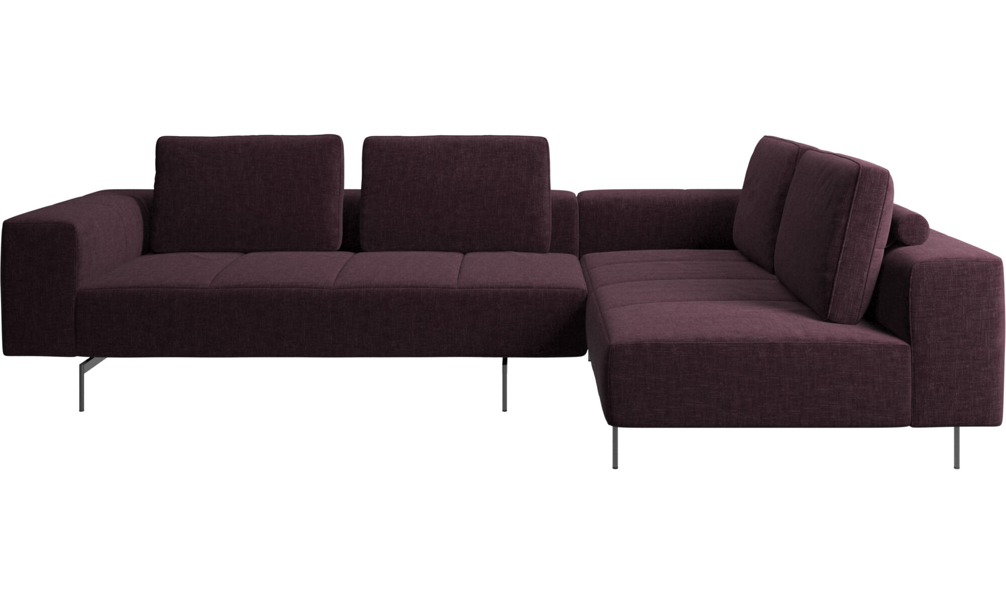 Wohnzimmer Rotes Sofa Rote Sofas Boconcept