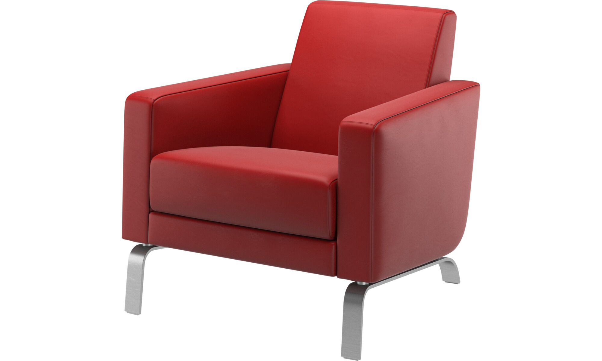 Sessel In Rot Sessel Bordeaux Rot