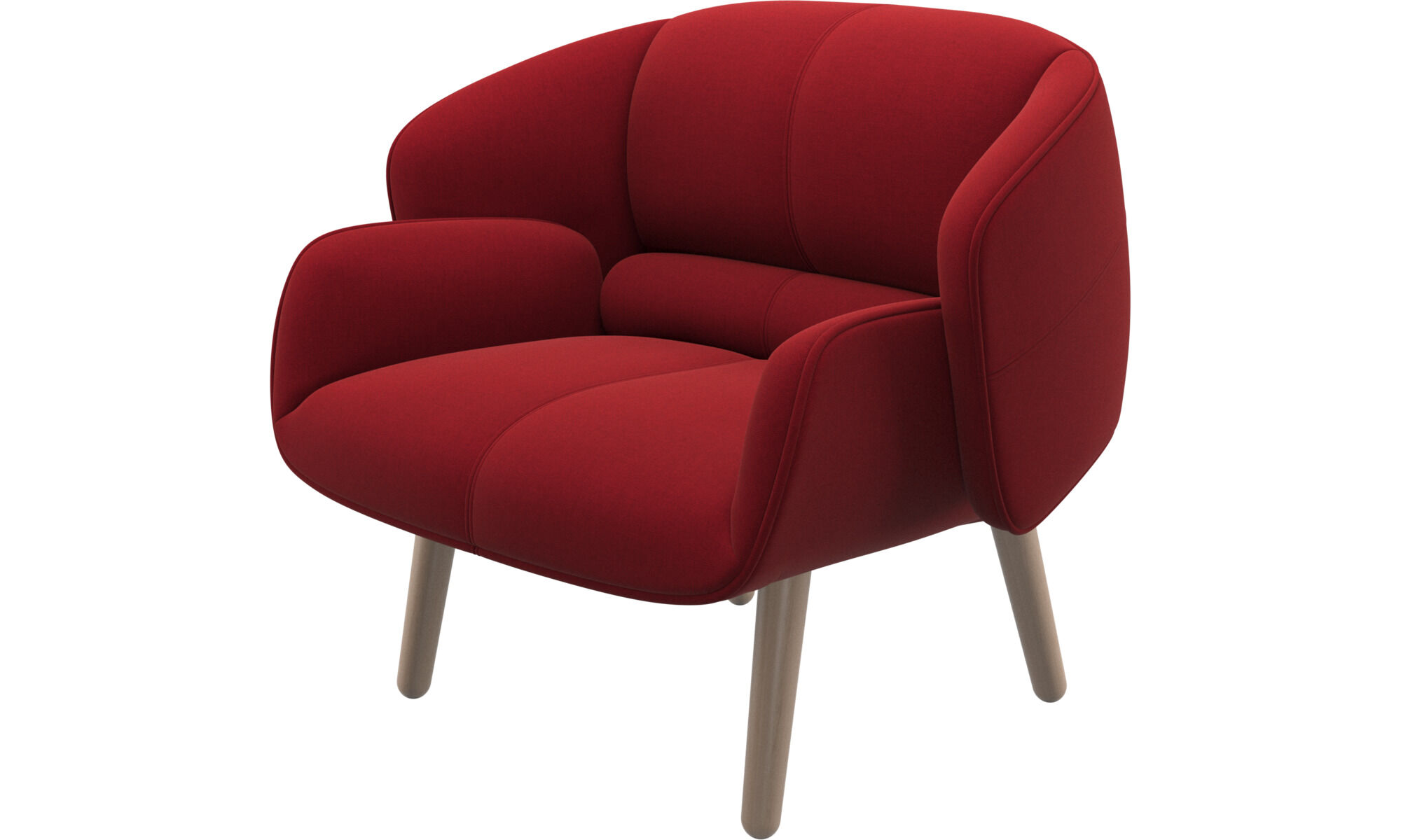 Sessel In Rot Rote Sessel Boconcept