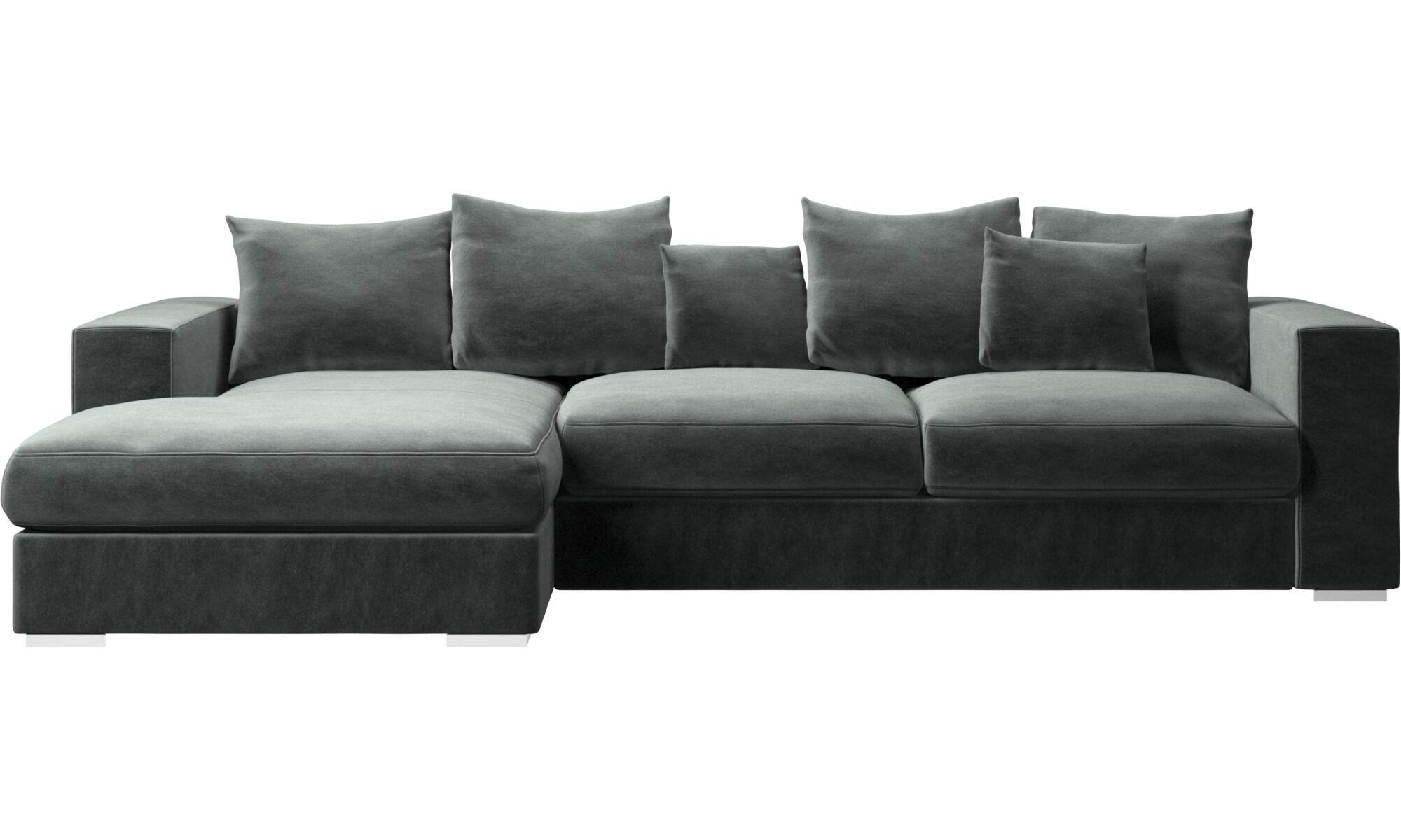 Design Sofa Mit Recamiere Online Kaufen Boconceptr