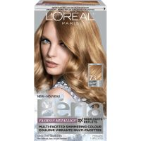 L'Oreal Feria Fashion Metallics Permanent Hair Colour - 73 ...