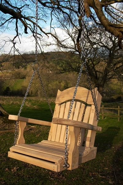 Day Bed Garden Swing Seats For Trees | Sitting Spiritually