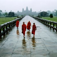 Steve McCurry - Rain as Right