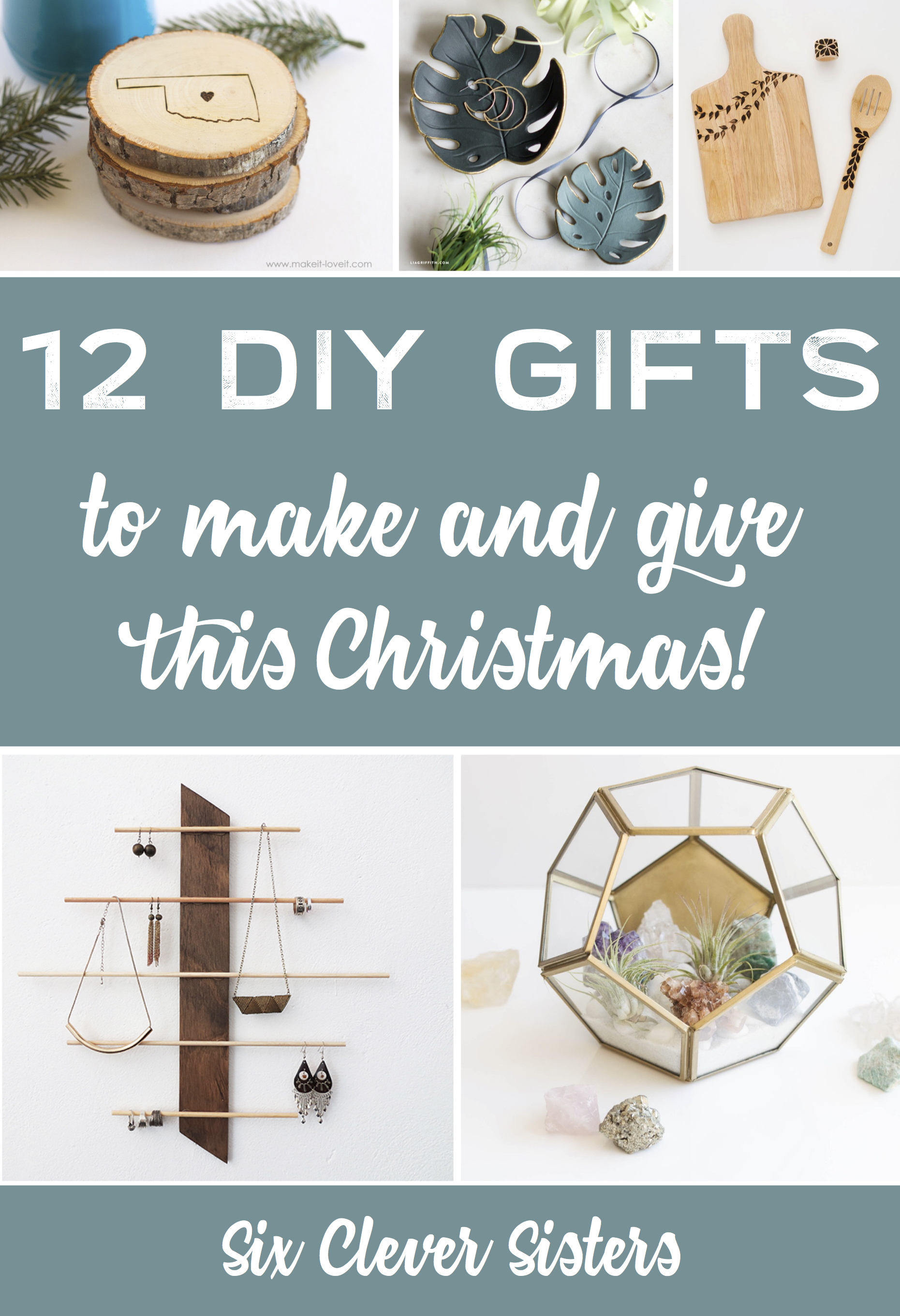 Christmas Gift For A Friend 12 Diy Gifts That Your Family And Friends Will Love To Get Six