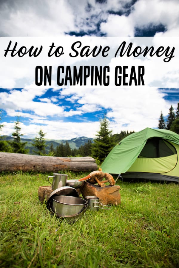 How to Save Money on Camping Gear for Your Family Camping Trip