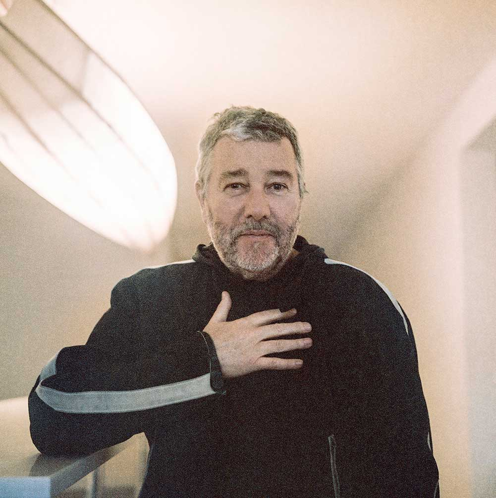 Philippe Starck On Designing Everything From Space Stations To Olympic Medals Sixtysix Magazine