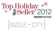 SIZZLE CITY Shop - Amazon.com Award: Top Holiday Seller 2012