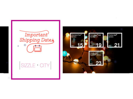 20151201 Blog Header: Important Holiday Shipping Dates