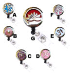 Oil Diffuser Badge Reel Retractable ID Badge Holder: Featured Image