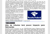 Receita Federal cobrará R$ 2 bilhões de empresas que ficaram na malha fina