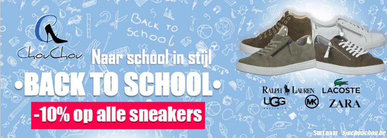 Back to school promo – grijp uw kans