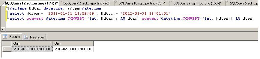 Converting SQL SERVER DateTime? Test it thoroughly\u2026 - SQLServerCentral - sql convert