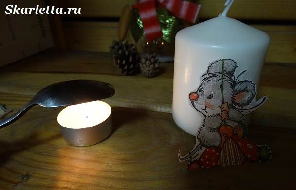 Декупаж-свечи-новогодний-дизайн-4