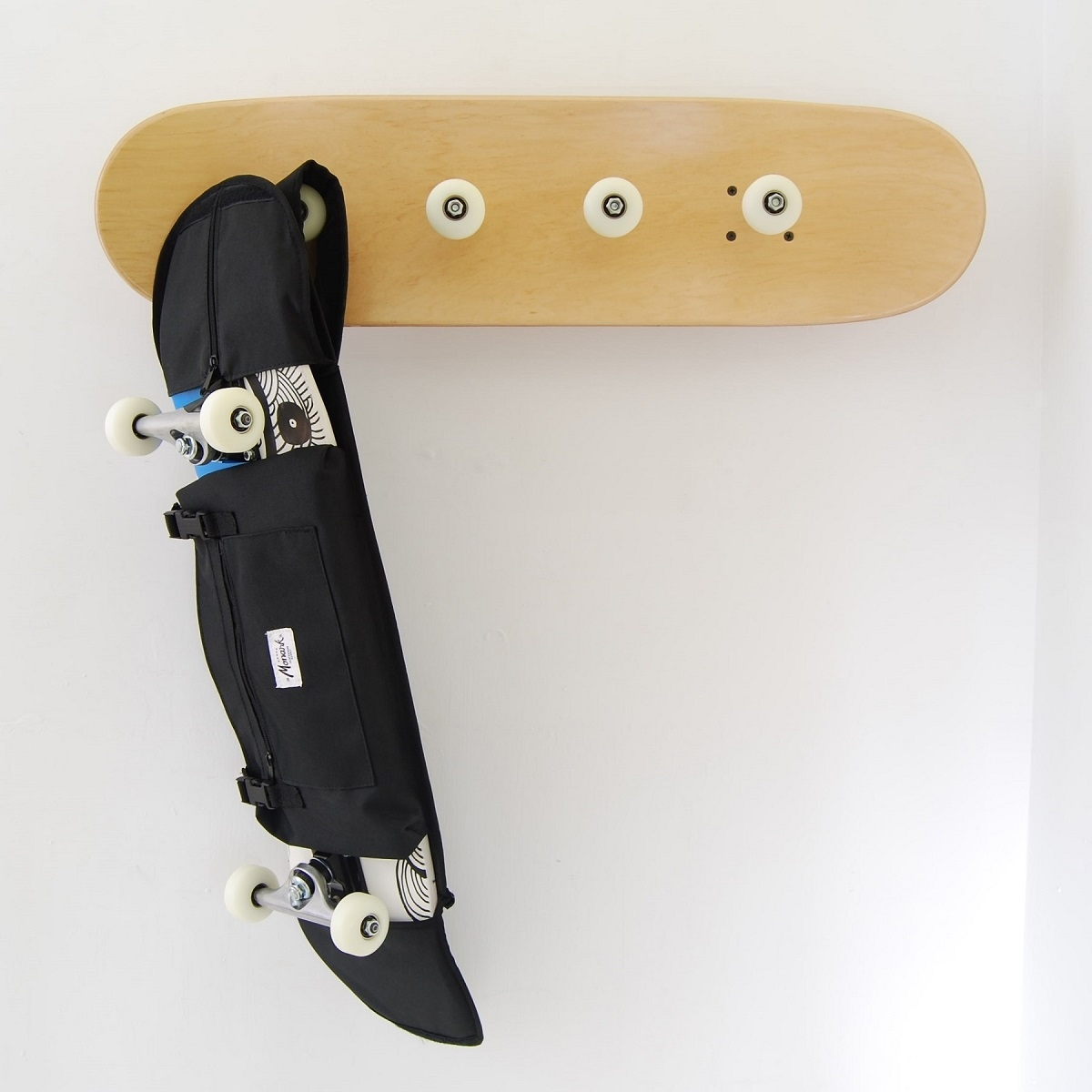 Skateboard Skateboard Excellent Skate Coat Rack And Skateboard Bag For Carrying