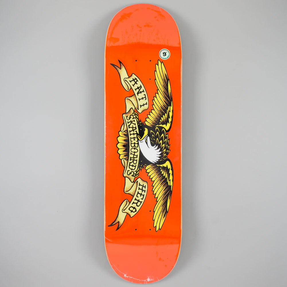 "Eagle Decken Anti Hero Classic Eagle Deck 9.0"" Available At Skate Pharm"