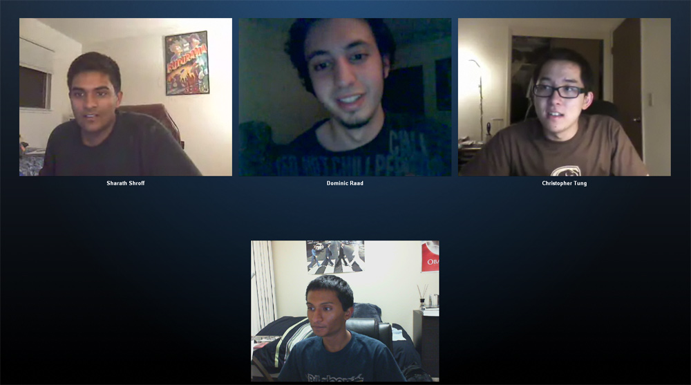 Skype Beta Adds Group Video Chat Skatter - live video chat room