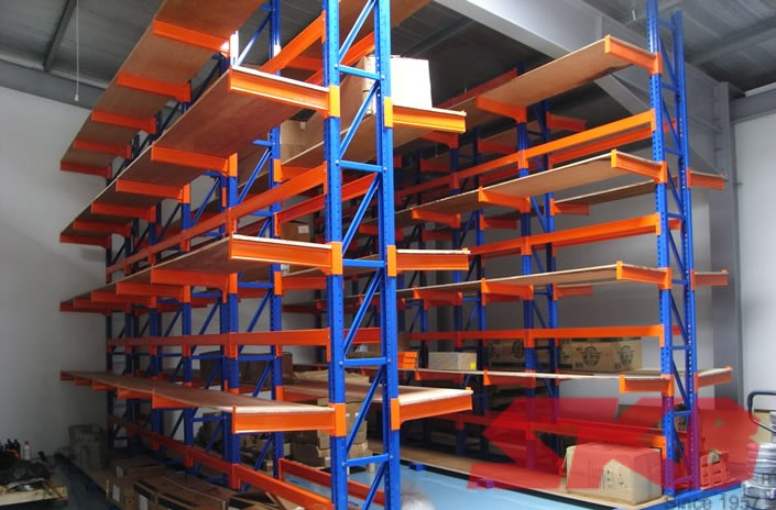 Storage Systems Roller Shutters Racking System
