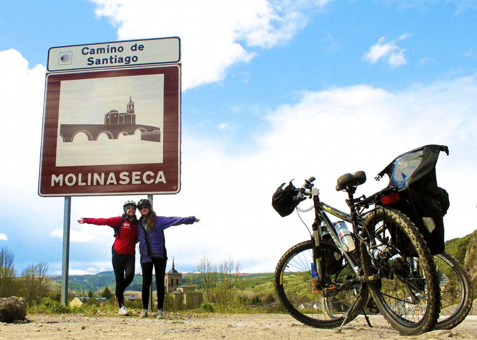 Camino Santiago Bike Camino De Santiago Guided Leisure Cycling Holiday Northern Spain