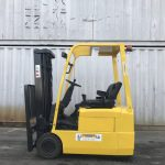 hyster used electric forklift cyprus A05596A