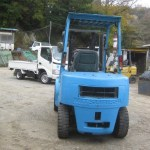 MITSUBISHI-used-diesel-forklift-cyprus-F14C-33908-back