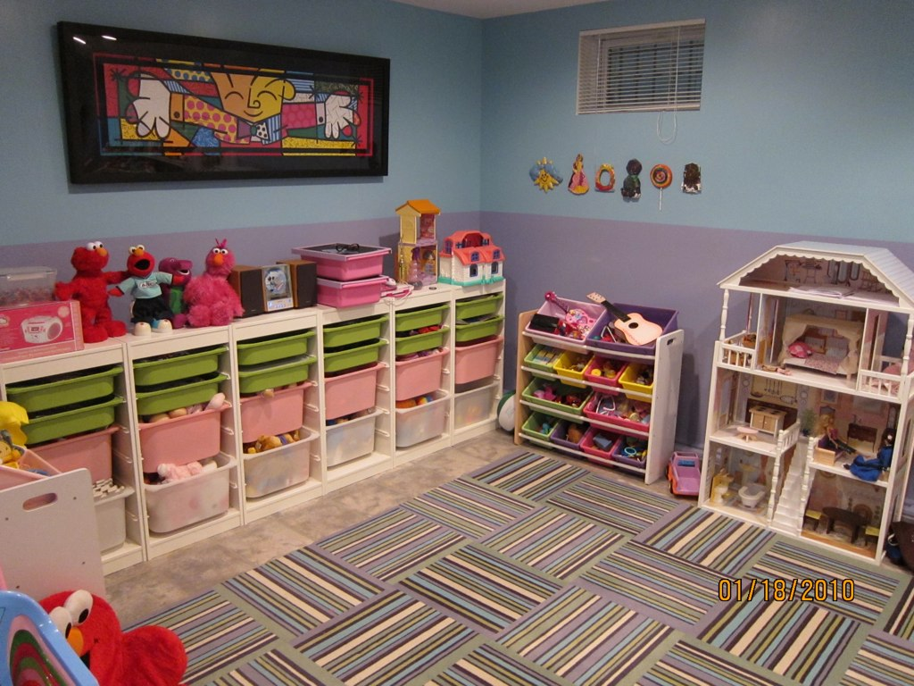 Basement Ideas For Kids The Ultimate Basement Playroom Nicole Cohen
