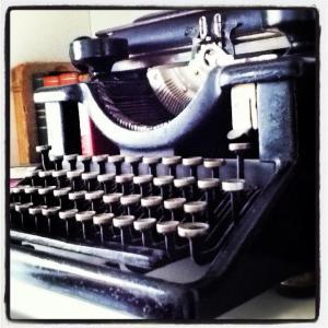 old typewriter by menken at morgueFile.com