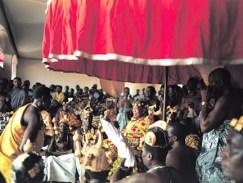 King Otumfuo-Ware