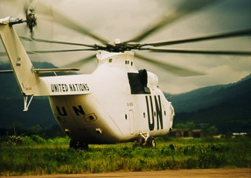 The Russian-made Mi-26