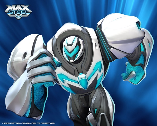 Max Steel Printables Coloring