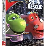 chuggington Snow Rescue