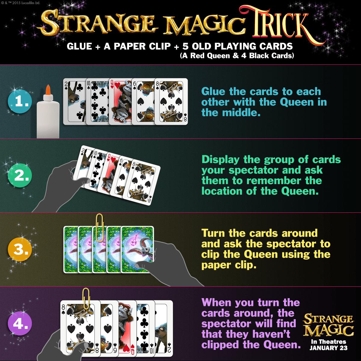 Strange Magic Free Printables, Crafts, Recipes, Activities ...
