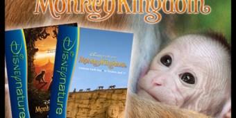 Monkey Kingdom Free Printables