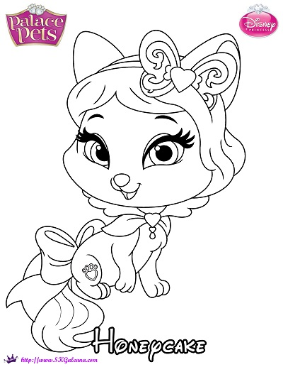 Disney S Princess Palace Pets Free Coloring Pages And Princess Palace Coloring Pages Printable