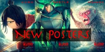 Kubo new posters