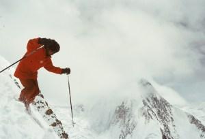 Sylvain Saudan Himalaya