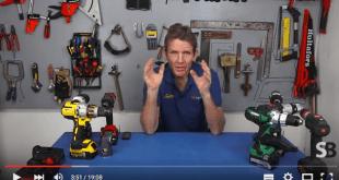 18v drill test