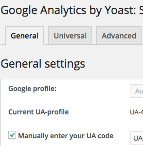 Google Analytics in WordPress einbinden mit dem Yoast Plugin