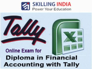 Diploma in Accountancy with Tally