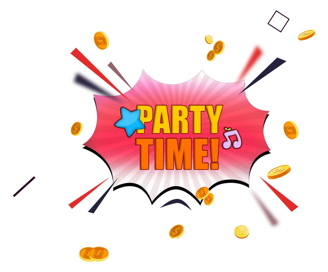 Party Time Party Time Skillminegames